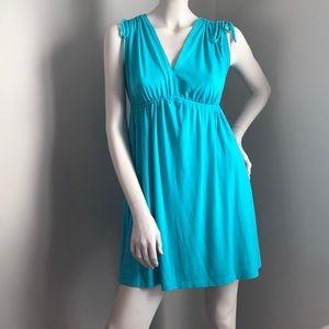 💚 Ultra Aqua - Casual - Beach Dress
